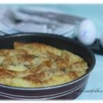 Baklava Yufkasıyla Patatesli Kol Böreği